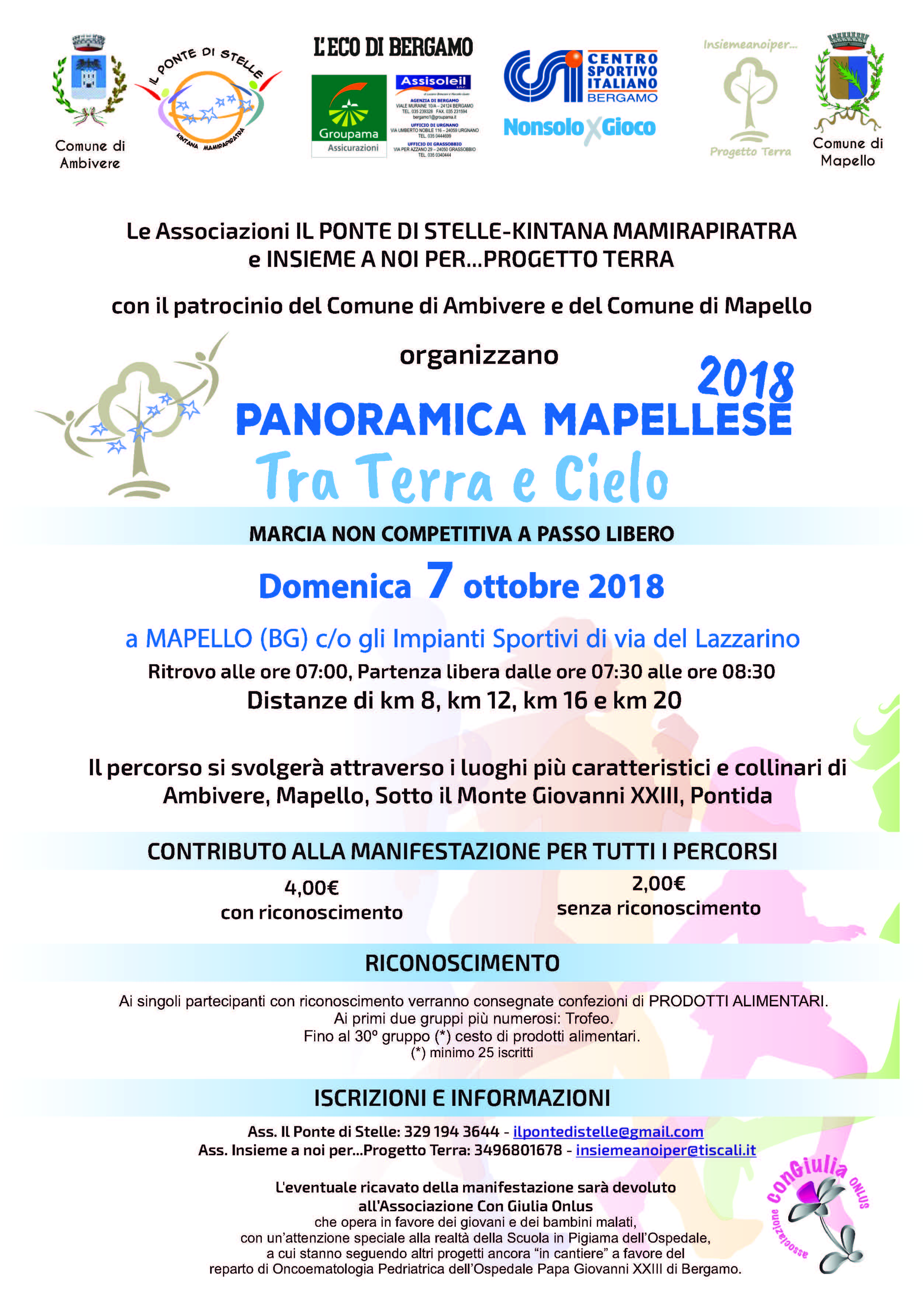Panoramica Mapellese